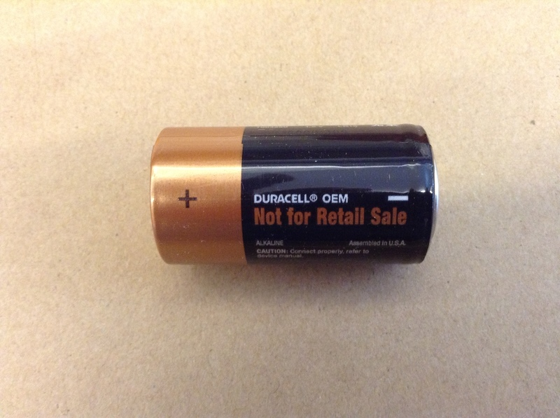 Battery Warehouse Direct : Duracell coppertop c alkaline